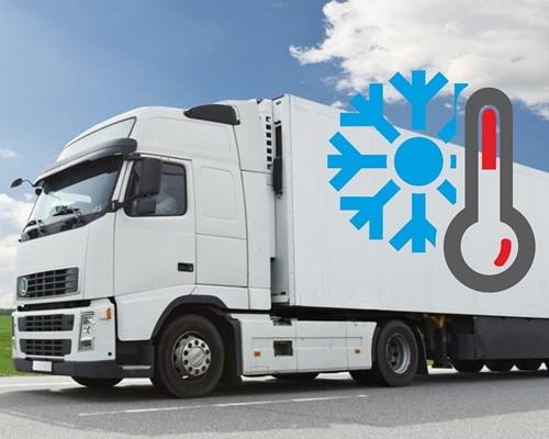 Доставка грузов с температурным режимом по России